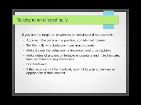 bullying-and-harassment-video