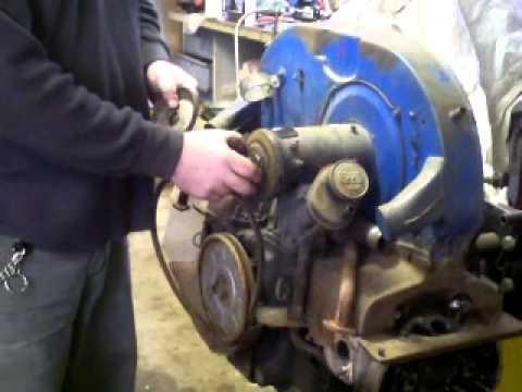 1600 VW engine tear down