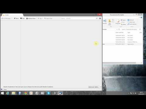 Installing And Setting Up PortableApps Thunderbird