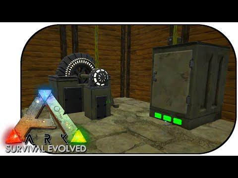 Ark: Survival Evolved ~ Ep 15 ~ Generating MORE Power!!
