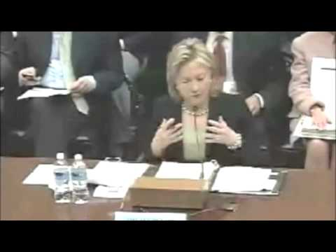 Rep. Donald Payne questions Secretary of State Hillary Clinton on Sudan