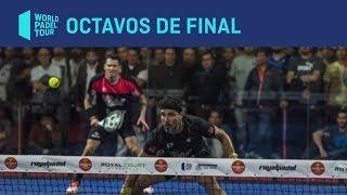 Resumen Octavos de Final (turno tarde) Buenos Aires Padel Master
