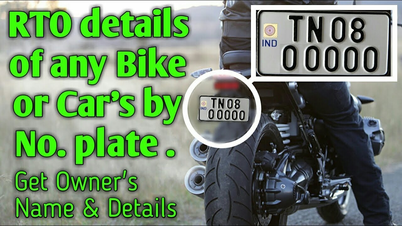 Get RTO details about Car/Bike\'s Owner by no. Plate - any car/bike ...