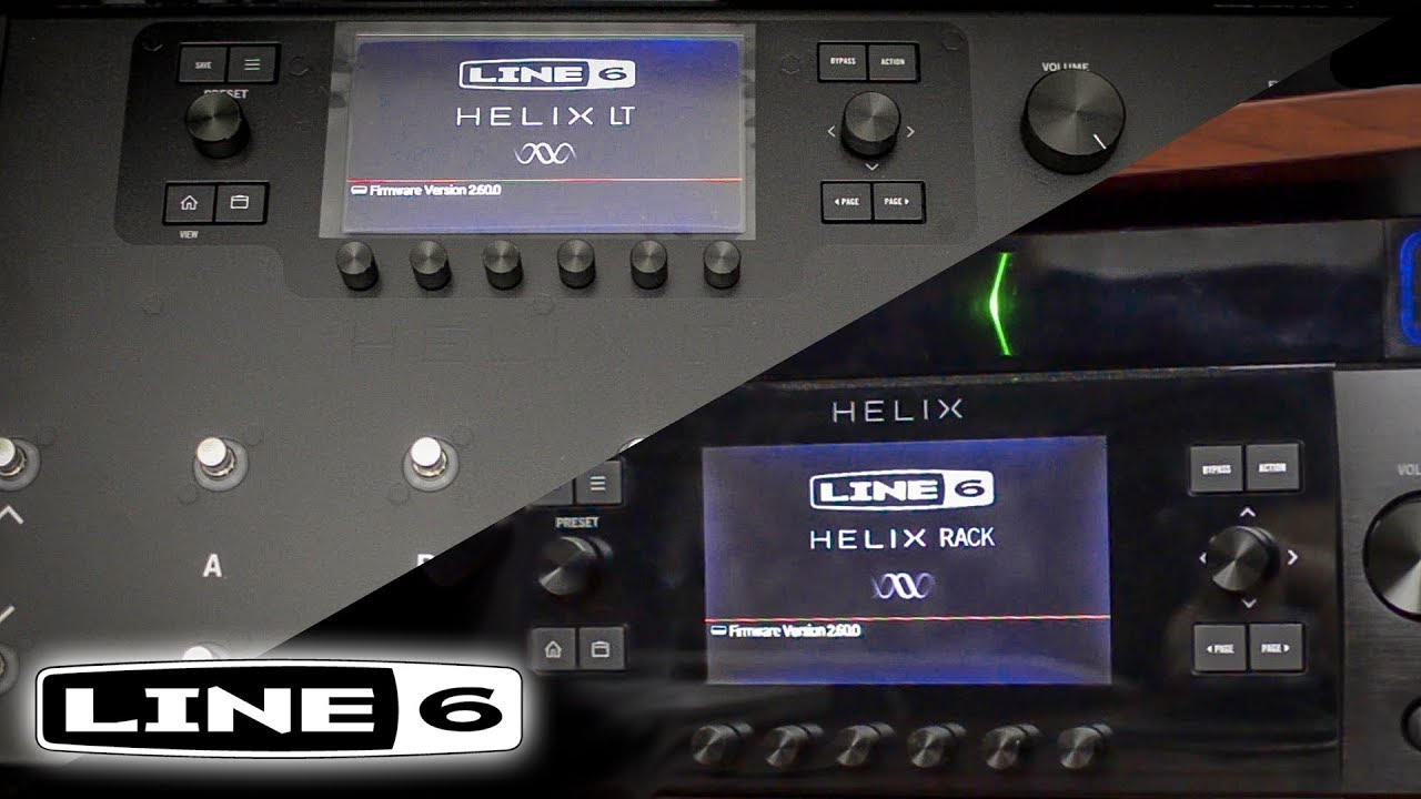 How To Update Your Line 6 Helix and Transfer Presets To Another Helix