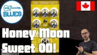 Aleks K Production - Honey Moon Sweet Overdrive Pedal