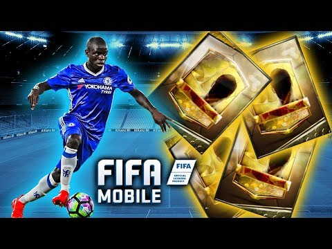 ANOTHER 99 OVR GOLDEN EGG PLAYER?!? CRAZY FIFA MOBILE GOLDEN EGG PACK OPENING!!