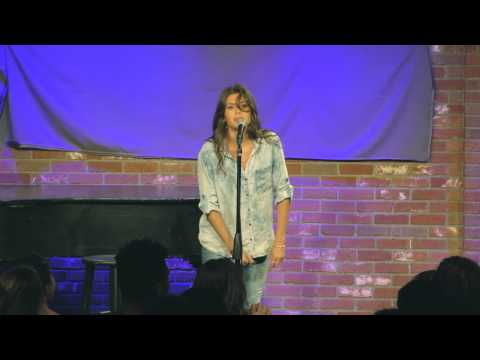 Steph Barkley  Stand Up at Hollywood Improv