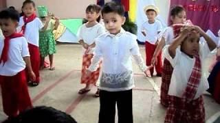"Cristian Raj Arellano-Nursery ""Ako"