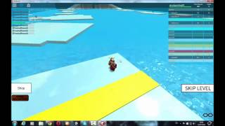 Speed Run 4 Part 1 [Roblox Gameplay with AR859 ]