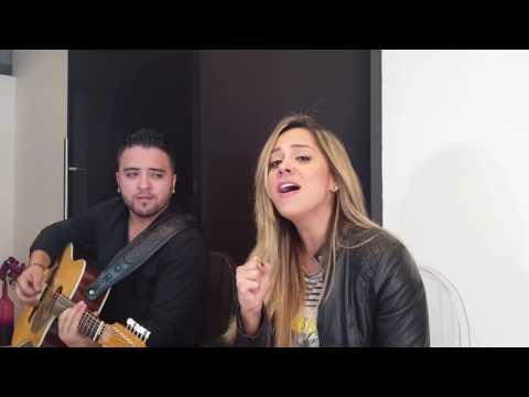 La Que Baje La Guardia- Cover- Karina Catalan y Marco Torres (El Mariachis)