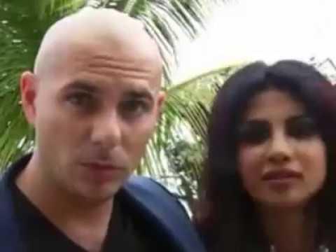 Priyanka Chopra -  Pitbull - Topic english hinde song