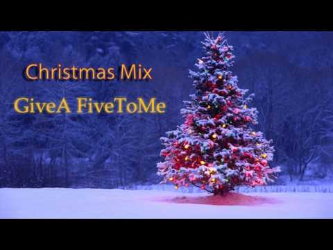 2014 Christmas Music Mix OF Popular Songs (Club - House Christmas Mix)