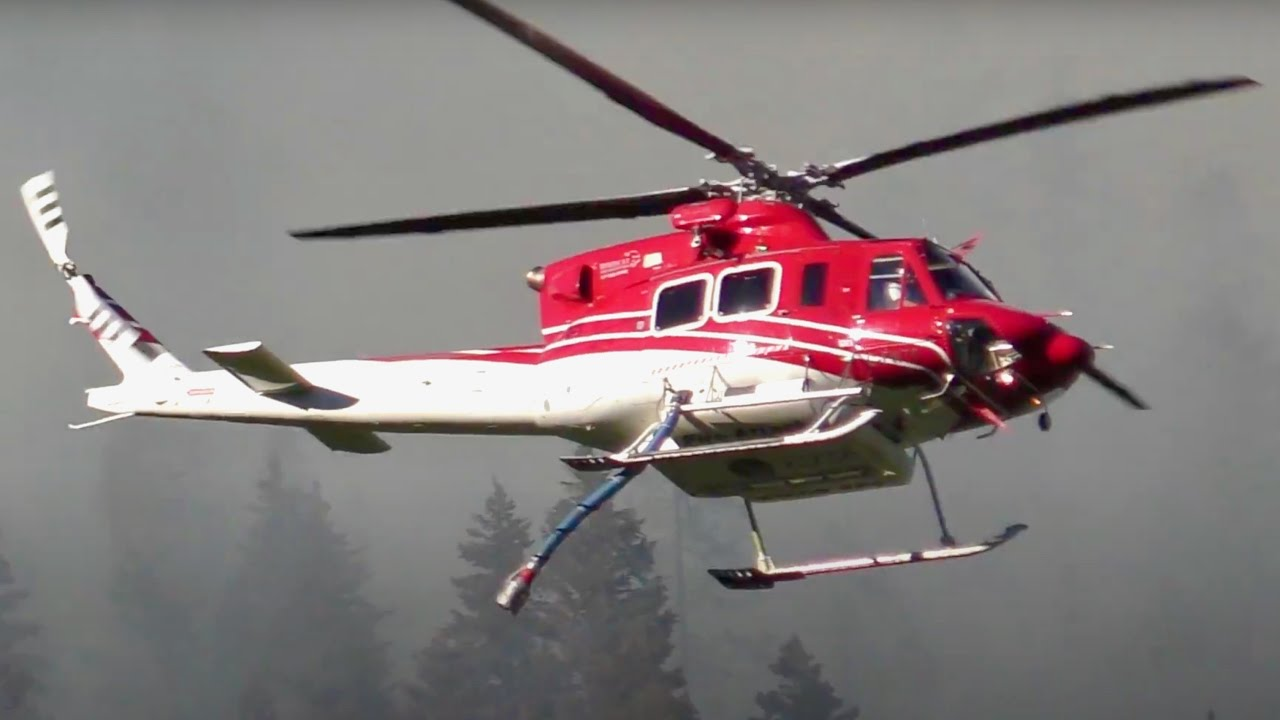 Download Wildfire Fighting Helicopters