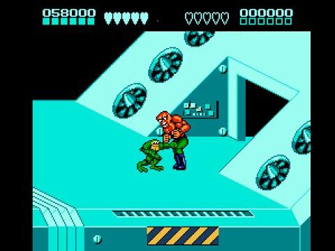[Dendy/NES] Battletoads & Double Dragon: The Ultimate Team [Полное прохождение / Longplay]
