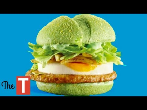 10 STRANGE McDonalds Menu Items You CANNOT Buy In America