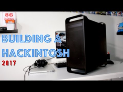 Building a Hackintosh in 2017  [Byte Club] - Ep 1