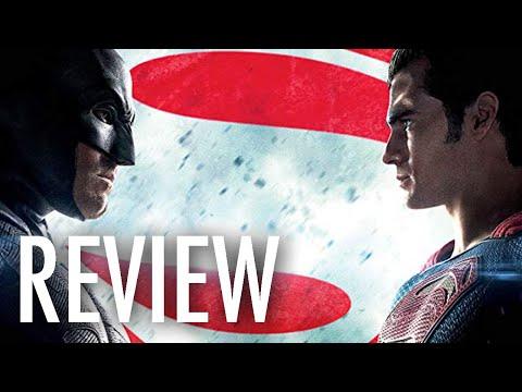 Batman v Superman: Dawn of Justice Video Review