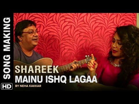 Mainu Ishq Lagaa | Making | Neha Kakkar Feat. Jaidev Kumar | Shareek