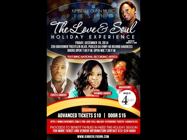 Mahoganee at The Love & Soul Experience