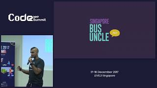 Bus Uncle - Conversation and the Human connection - CoDE Summit 2017