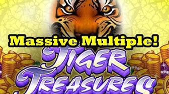 Tiger Treasure!  Huge Win!  Play OLG.CA
