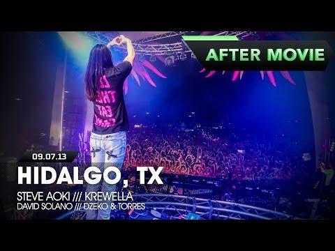 Life In Color - Rebirth Tour - Hidalgo, TX - 07/04/13 - Aoki, Krewella, David Solano, Dzeko & Torres