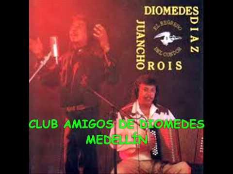 08 EL DESQUITE - DIOMEDES DÍAZ & JUANCHO ROIS (1992 EL REGRESO DEL CÓNDOR)