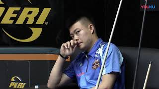 Yang Fan - 4 Consecutive Break and Runouts - Duel King Chinese 9 Ball Masters Challengers