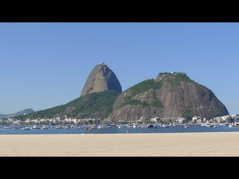 walking in Rio de janeiro ( Botafogo)
