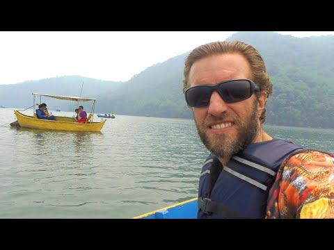 How to Travel Nepal SUPER CHEAP!! & Tour of Pokhara