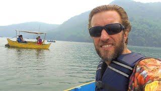 How to Travel Nepal SUPER CHEAP! Exploring Pokhara