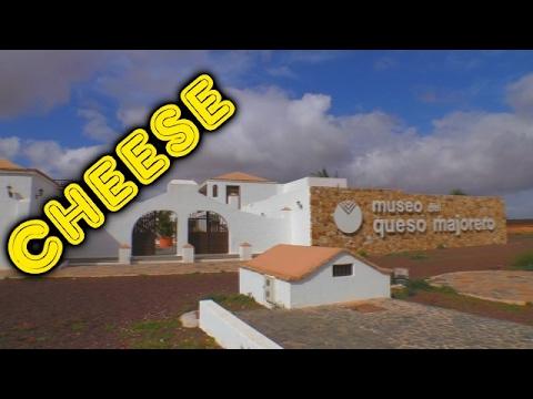 MUSEO DEL QUESO MAJORERO - FUERTEVENTURA - CHEESE MUSEUM - KÄSE MUSEUM - ANTIGUA