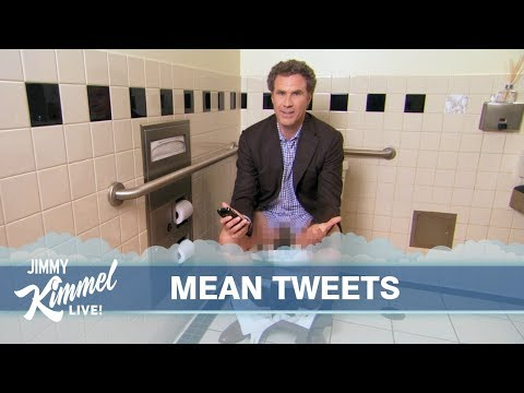 Thumbnail: Celebrities Read Mean Tweets #1