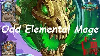 Hearthstone: Elemental Mage #5: O Ringue de Rastakhan (Rastakhan