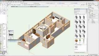 Vectorworks 2013 - D2a - Ep 4c (apartment Building)