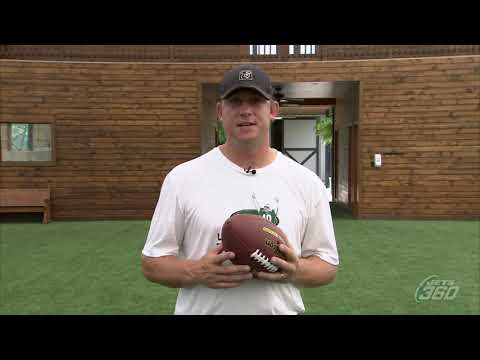Play Action with Chad Pennington: Quarterback Drop