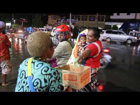 West Papuans fundraising for PNG earthquake
