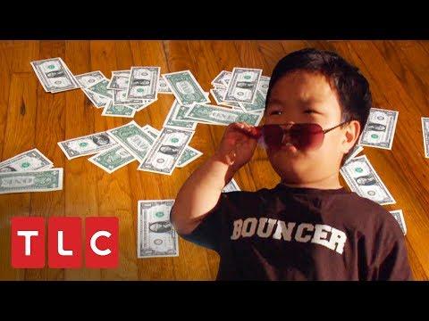 Los mejores momentos de Alex Johnston | Una gran familia | TLC Latinoamérica