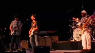 Sweet Little Angel - Buddy Guy Band - Ray Goren - Greek Theater - Los Angeles CA - Aug 7 2012