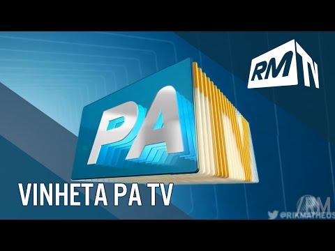 [MONTAGEM] Vinheta PATV (Pará TV)