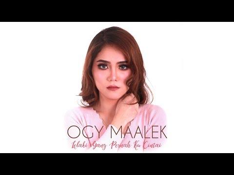 [OST]  Tiada Arah Jodoh Kita - Ogy Maalek - Lelaki yang pernah ku cintai -  Official Lyric video