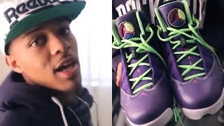 """Bow Wow Explains How Much He Likes Jordan 6 """"Rings"""""""