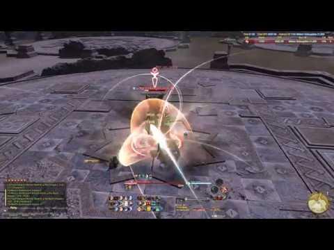 [FFXIV] Samurai 3 Sen Opener - Susano Ex SSS - 4590 DPS