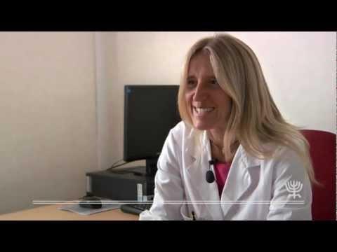 Ospedale Israelitico: Video Intervista Alla Dott.ssa Emilia Cantera