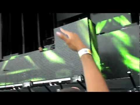 Dash Berlin @ Electric Zoo 2012 (main stage) Day 3
