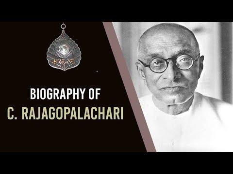 Biography of C. Rajagopalachari, Last Governor General of India & former Tamil Nadu CM #BharatRatna