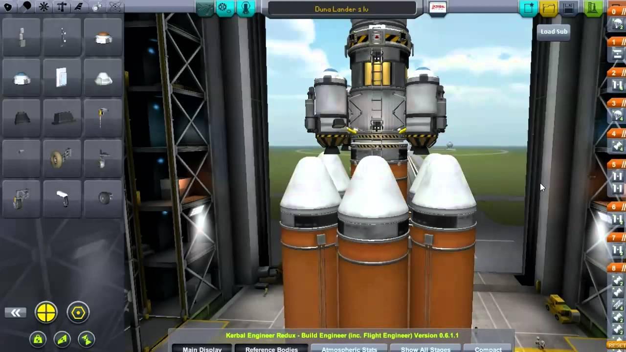 E-012- Replacement Lander