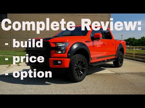 2018 Roush F-250 Super Duty Package - Build and Price Review - Roush Performance Trucks