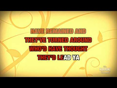 Welcome Back Kotter in the style of Various | Karaoke with Lyrics