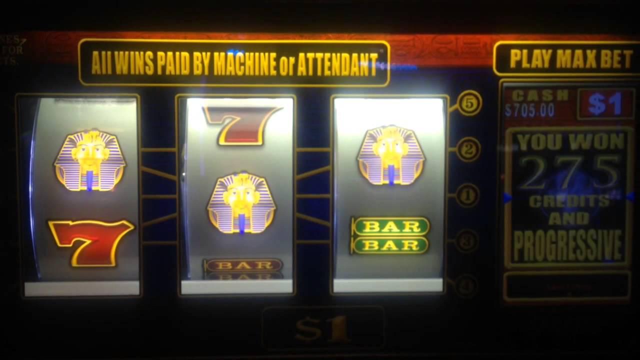 Return Of The Sphinx Slot Machine